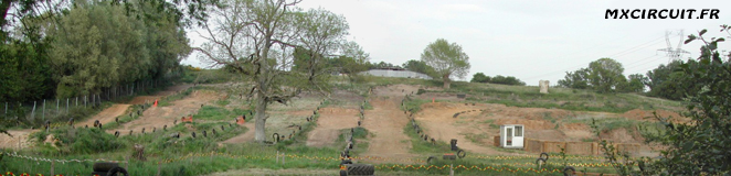 Photo du Circuit Moto Cross de Briis sous Forges