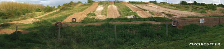 Photo du Circuit Moto Cross de Le Boisle