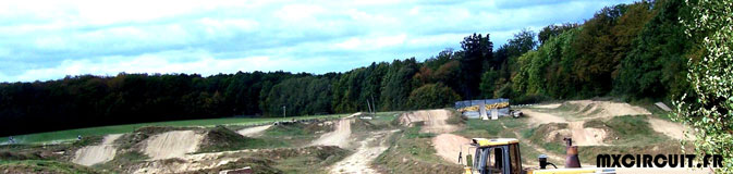 Photo du Circuit Moto Cross de Montbronn
