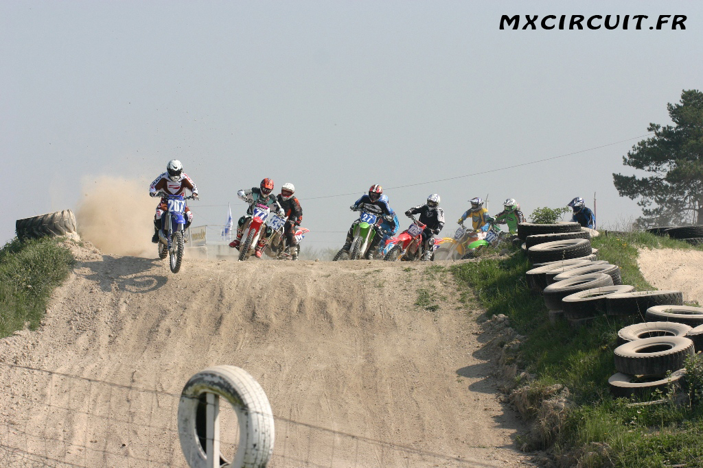 Photo 2 du Circuit Moto Cross de Mailly le Camp