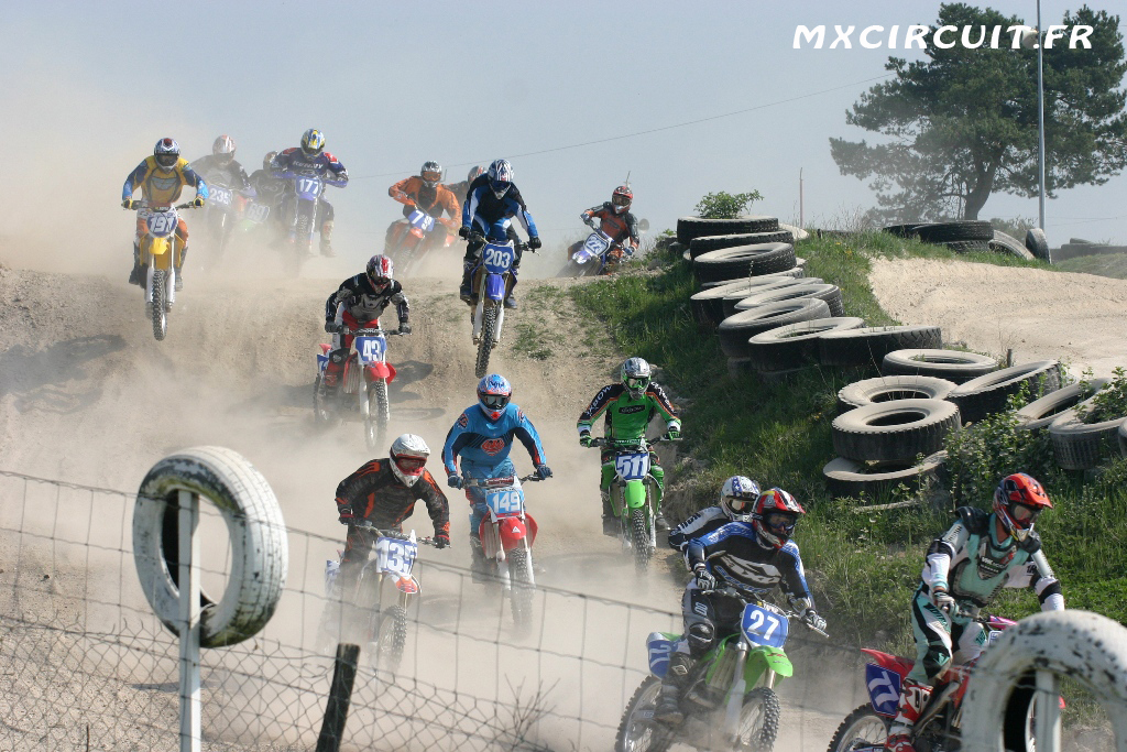Photo 3 du Circuit Moto Cross de Mailly le Camp