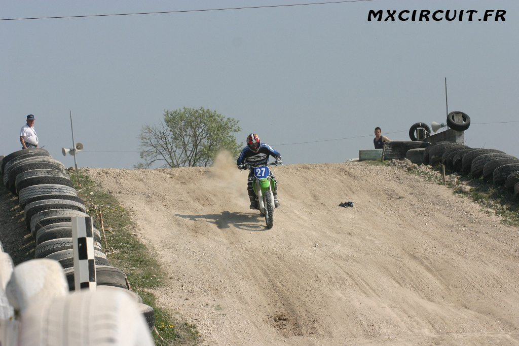 Photo 6 du Circuit Moto Cross de Mailly le Camp