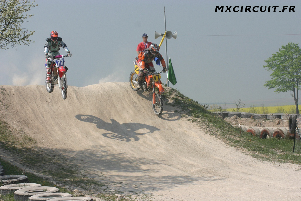 Photo 8 du Circuit Moto Cross de Mailly le Camp