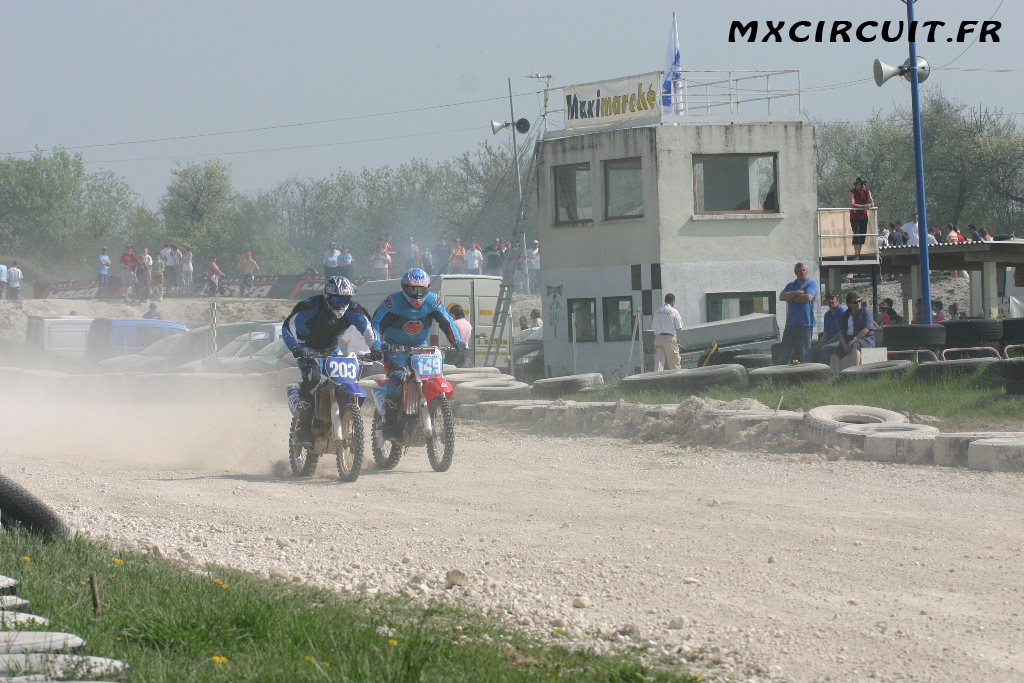 Photo 9 du Circuit Moto Cross de Mailly le Camp