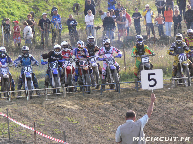 Photo 1 du Circuit Moto Cross de Wallers