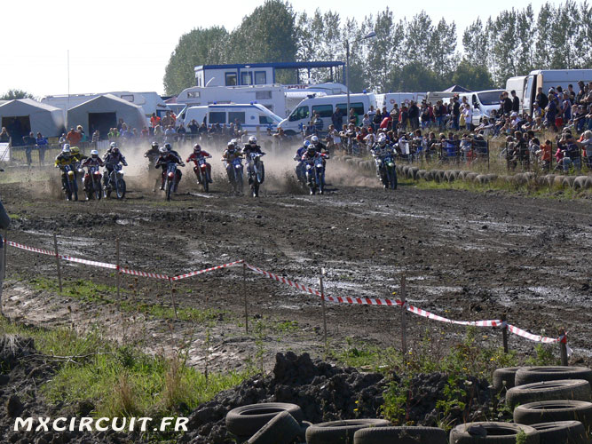 Photo 2 du Circuit Moto Cross de Wallers