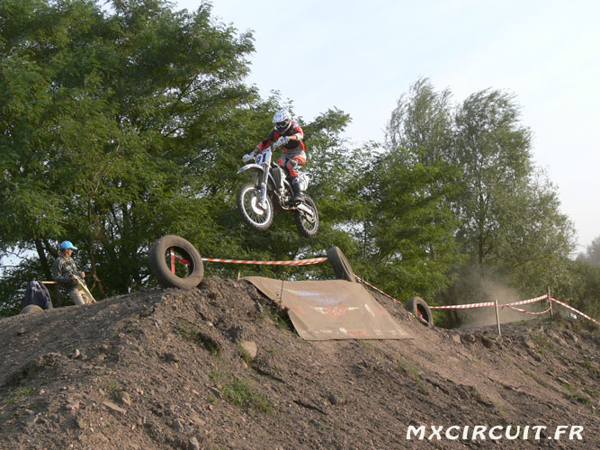 Photo 3 du Circuit Moto Cross de Wallers
