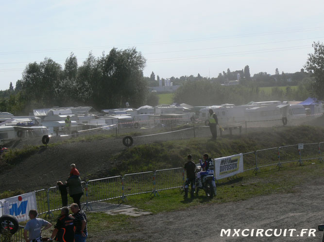 Photo 4 du Circuit Moto Cross de Wallers