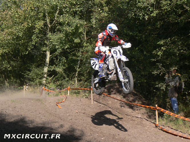 Photo 6 du Circuit Moto Cross de Wallers