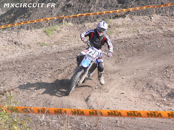 Photo 7 du Circuit Moto Cross de Wallers