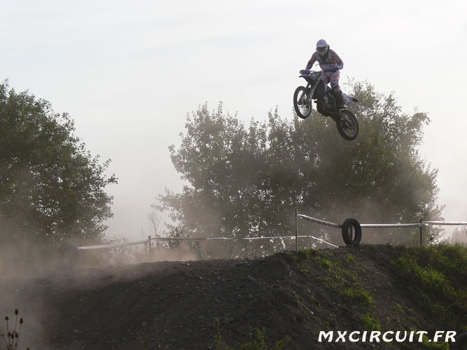 Photo 8 du Circuit Moto Cross de Wallers