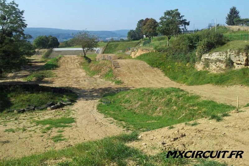 Photos Du Terrain Circuit Moto Cross De Frotey Les Vesoul