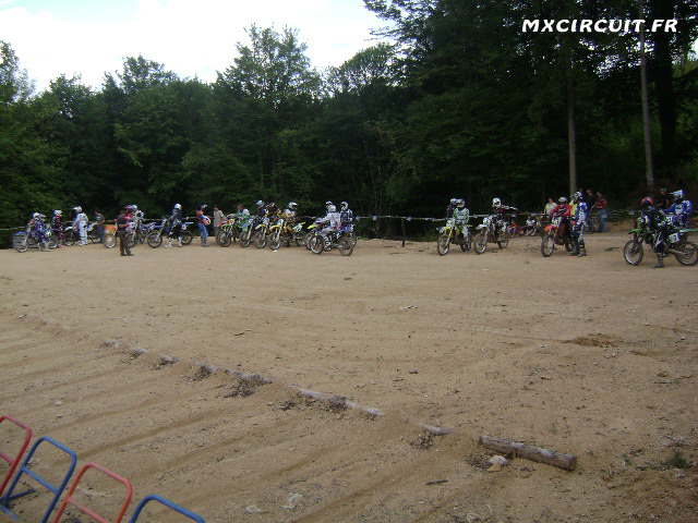 Photo 1 du Circuit Moto Cross de Commercy