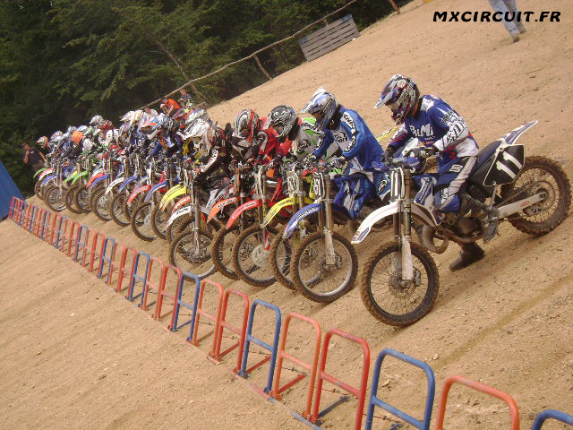 Photo 2 du Circuit Moto Cross de Commercy