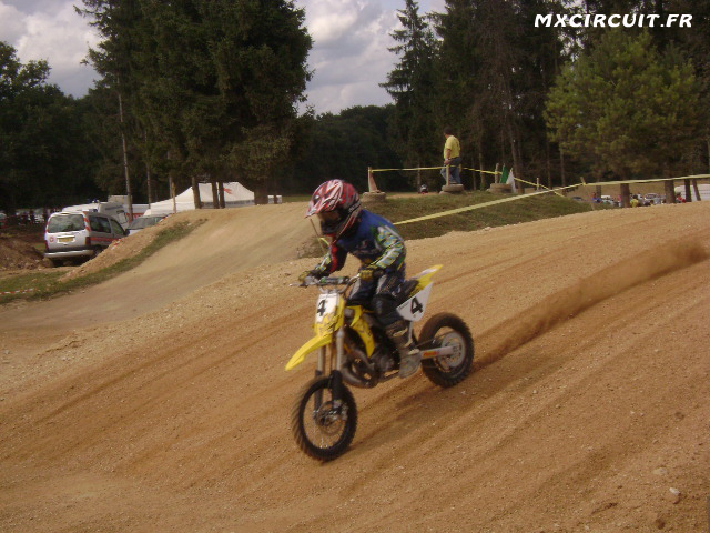 Photo 9 du Circuit Moto Cross de Commercy