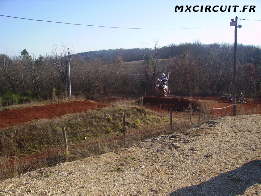 Photo 2 du Circuit Moto Cross de Saint Cybranet
