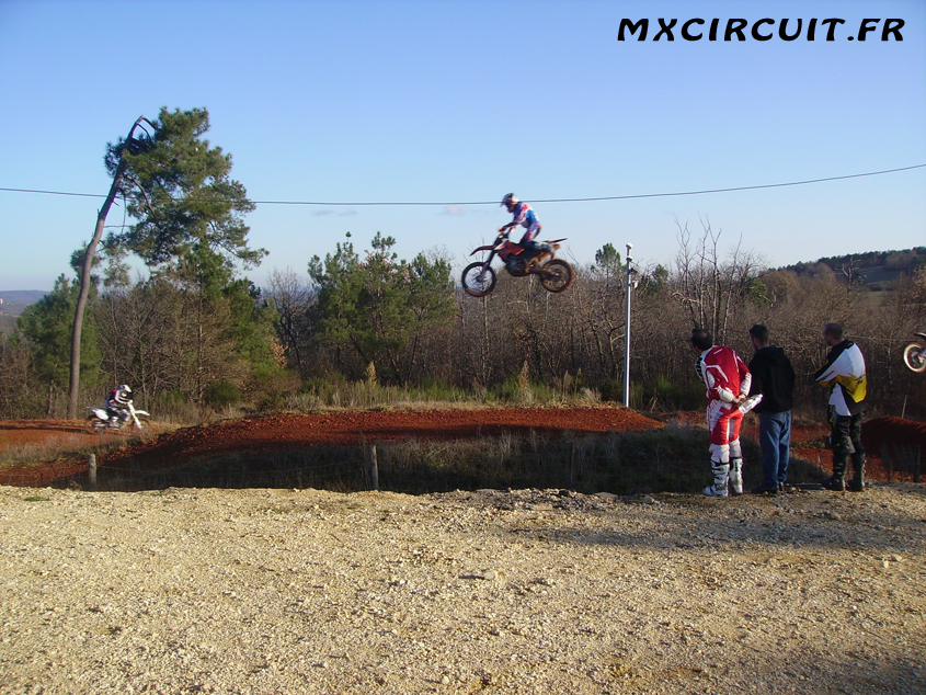Photo 3 du Circuit Moto Cross de Saint Cybranet