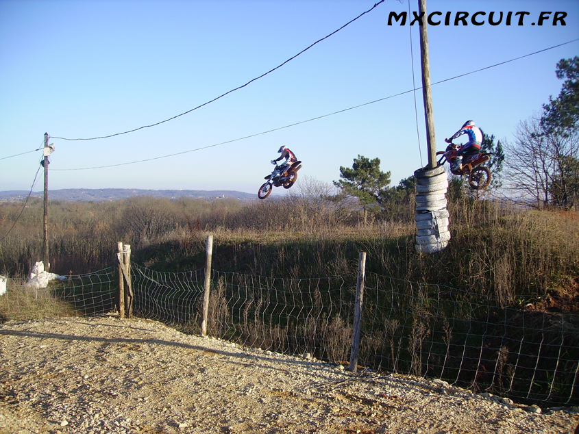 Photo 4 du Circuit Moto Cross de Saint Cybranet