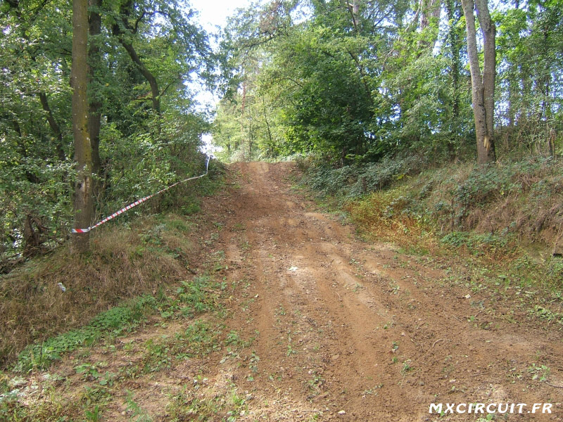 Photo 3 du Circuit Moto Cross de Saint Galmier
