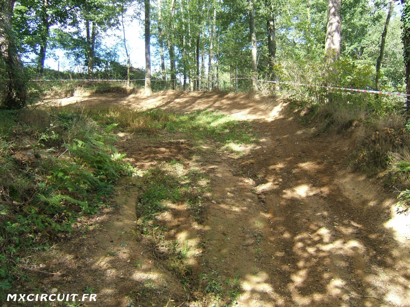 Photo 4 du Circuit Moto Cross de Saint Galmier