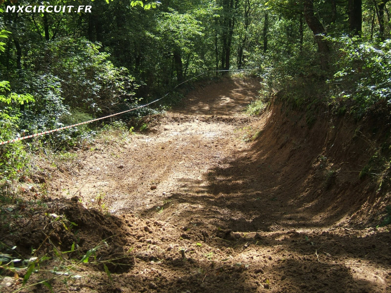 Photo 5 du Circuit Moto Cross de Saint Galmier