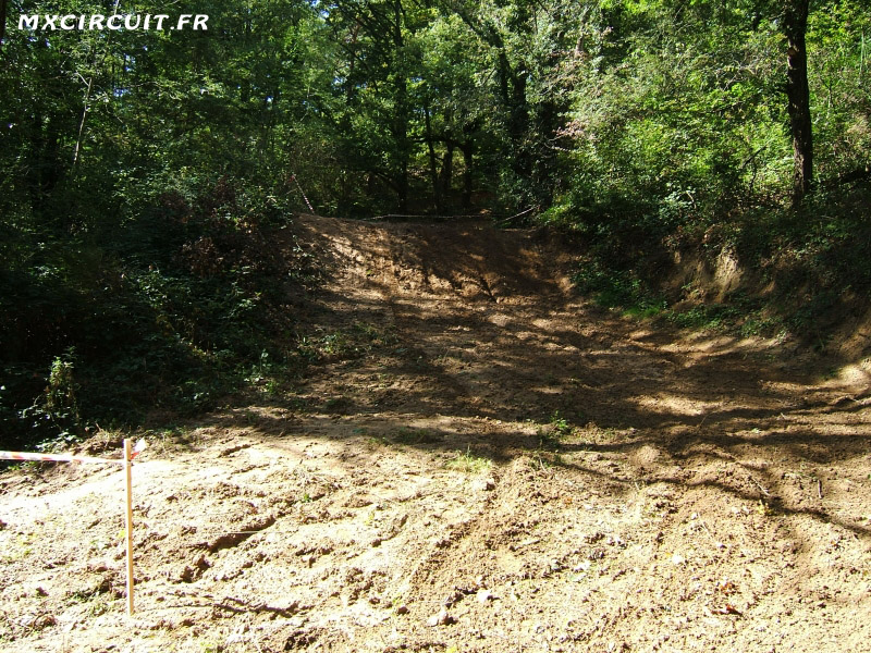 Photo 12 du Circuit Moto Cross de Saint Galmier