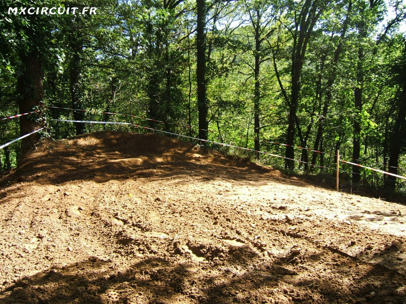 Photo 17 du Circuit Moto Cross de Saint Galmier