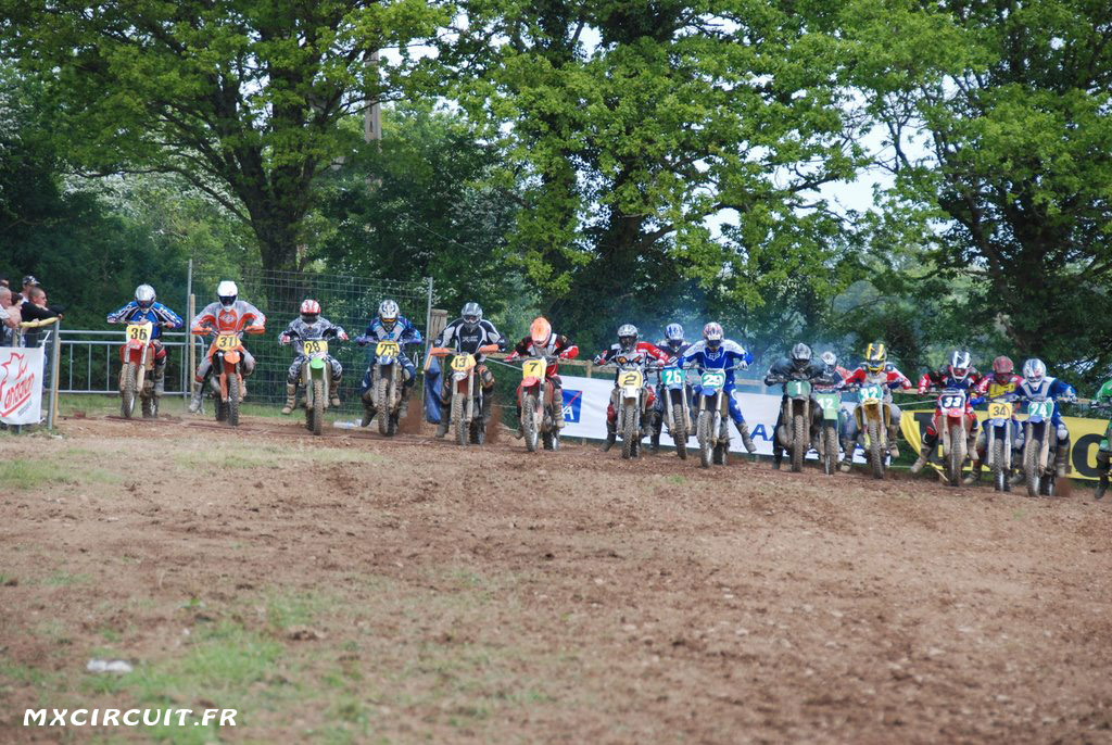Photo 6 du Circuit Moto Cross de Thorigny