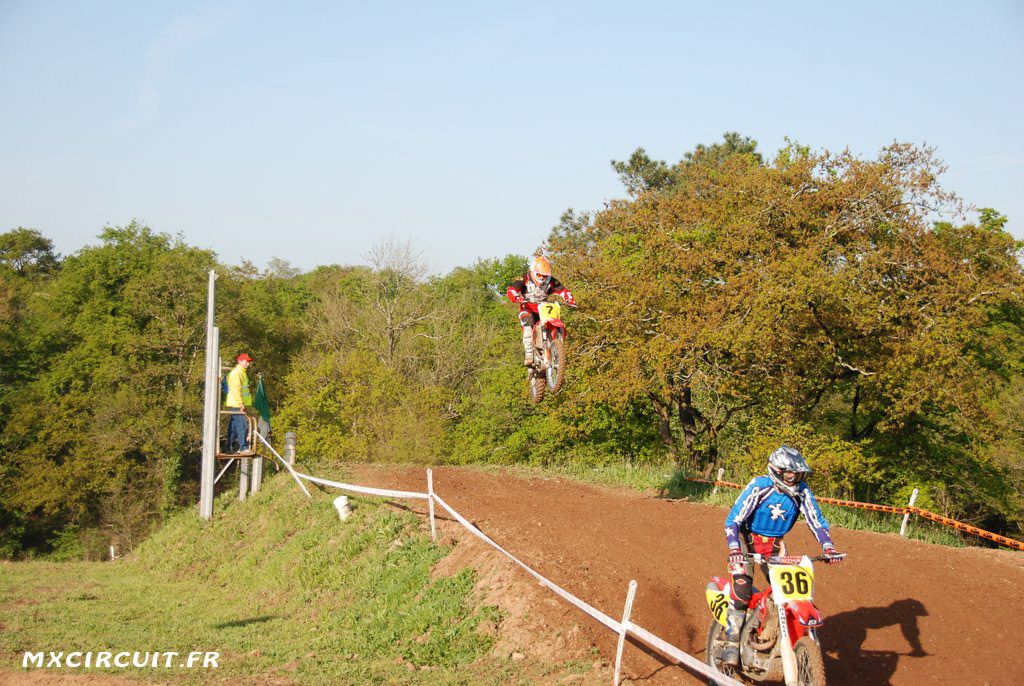 Photo 7 du Circuit Moto Cross de Thorigny