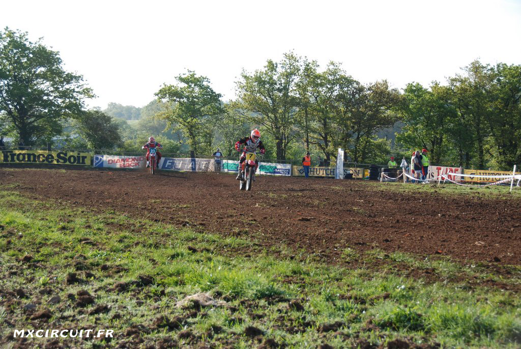 Photo 8 du Circuit Moto Cross de Thorigny