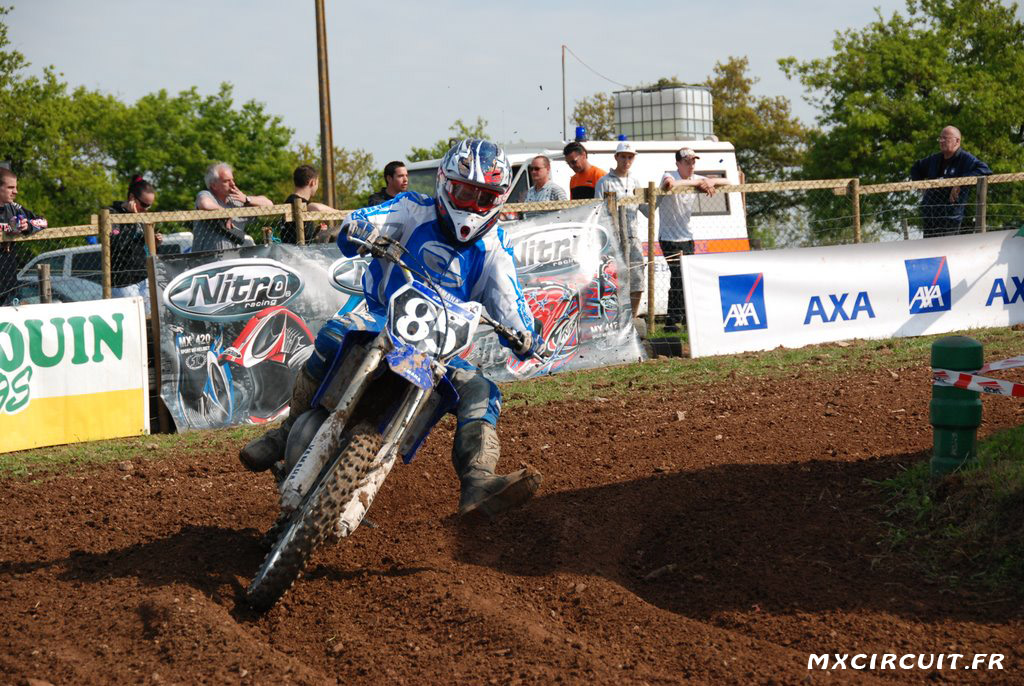 Photo 10 du Circuit Moto Cross de Thorigny
