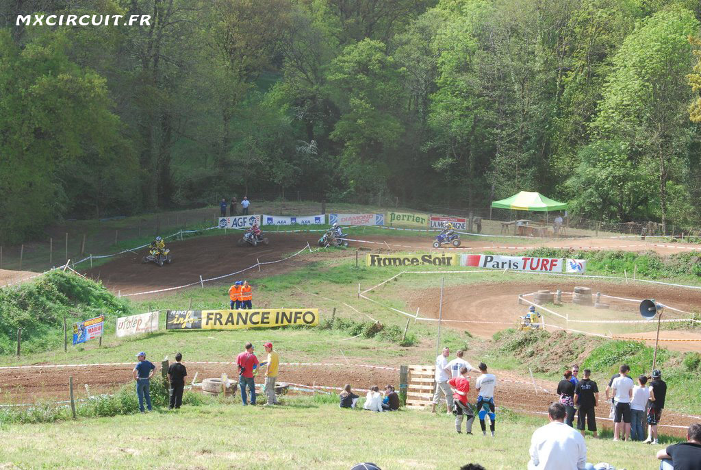 Photo 1 du Circuit Moto Cross de Thorigny