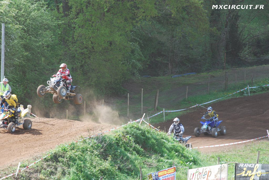 Photo 2 du Circuit Moto Cross de Thorigny