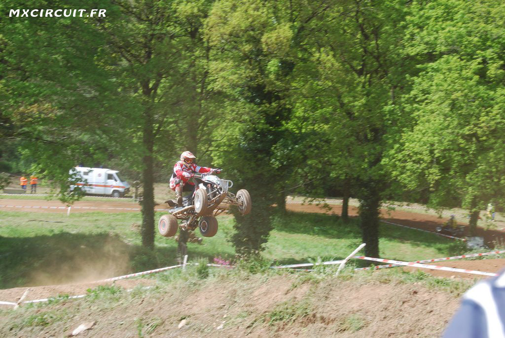 Photo 3 du Circuit Moto Cross de Thorigny
