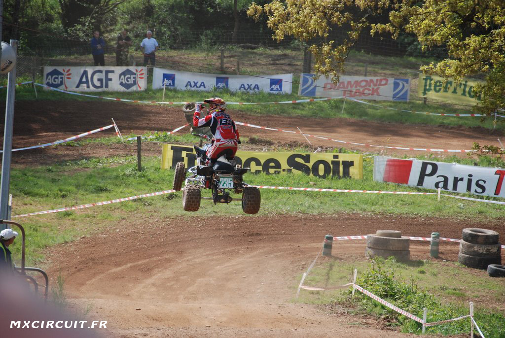 Photo 4 du Circuit Moto Cross de Thorigny