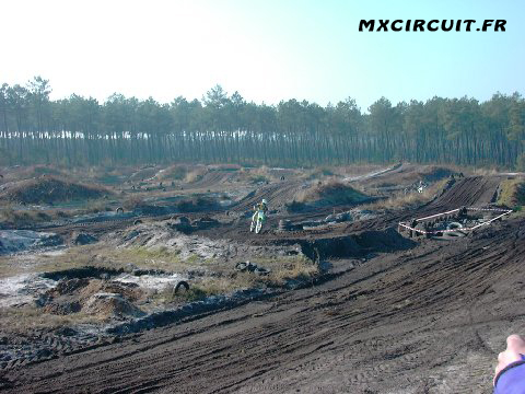 Photo 1 du Circuit Moto Cross de Ares