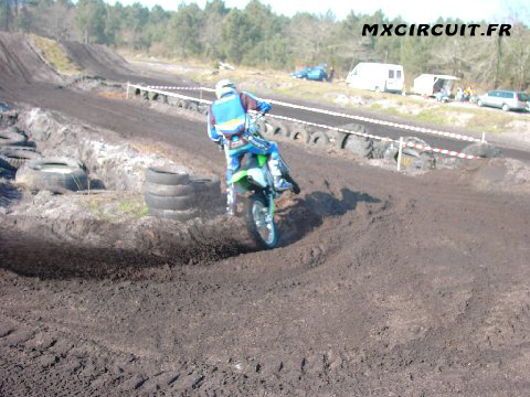 Photo 2 du Circuit Moto Cross de Ares