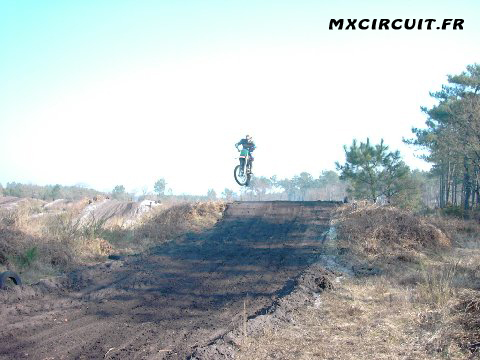 Photo 3 du Circuit Moto Cross de Ares