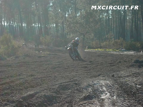 Photo 4 du Circuit Moto Cross de Ares