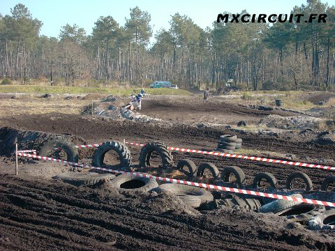 Photo 5 du Circuit Moto Cross de Ares