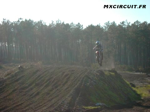 Photo 6 du Circuit Moto Cross de Ares