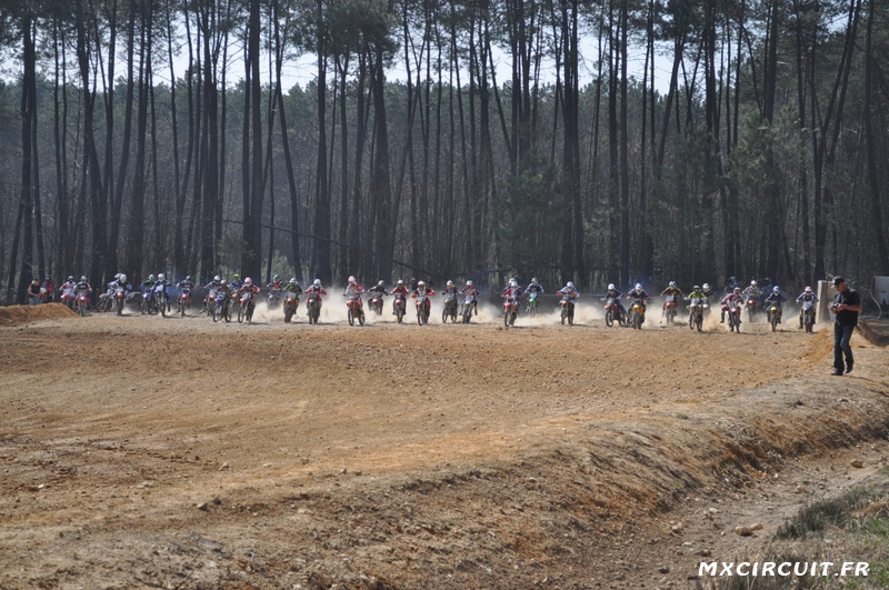 motocross vaas