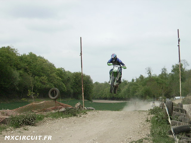 Photo 1 du Circuit Moto Cross de Conty
