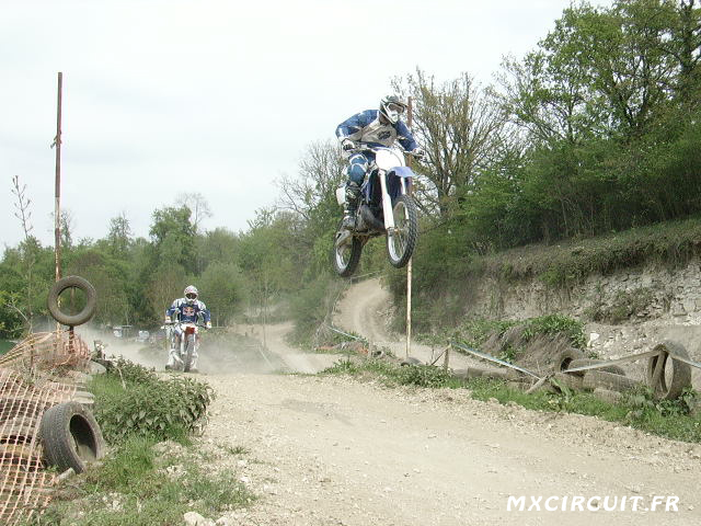 Photo 3 du Circuit Moto Cross de Conty