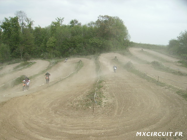 Photo 4 du Circuit Moto Cross de Conty