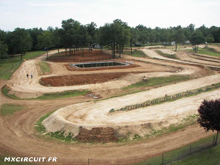 photos du terrain circuit moto cross de pranzac mx. Black Bedroom Furniture Sets. Home Design Ideas