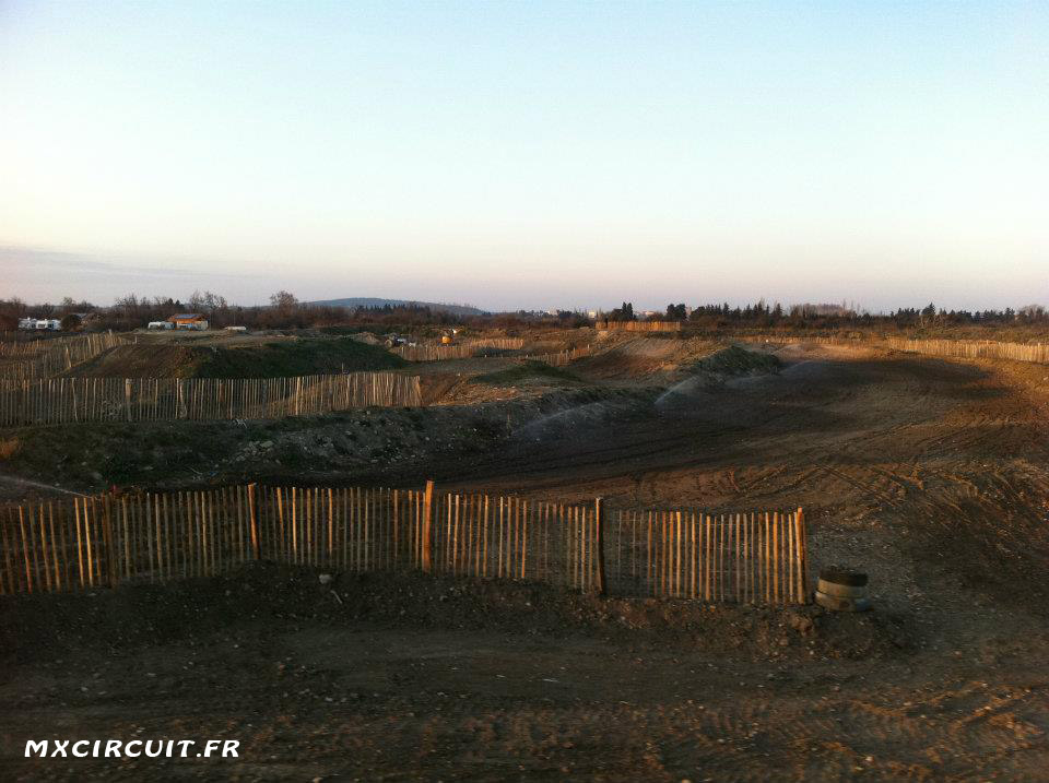 Photo 2 du Circuit Moto Cross d'Entraigues