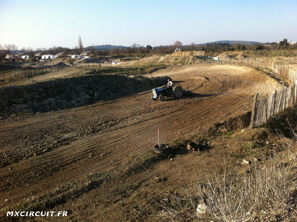Photo 3 du Circuit Moto Cross d'Entraigues