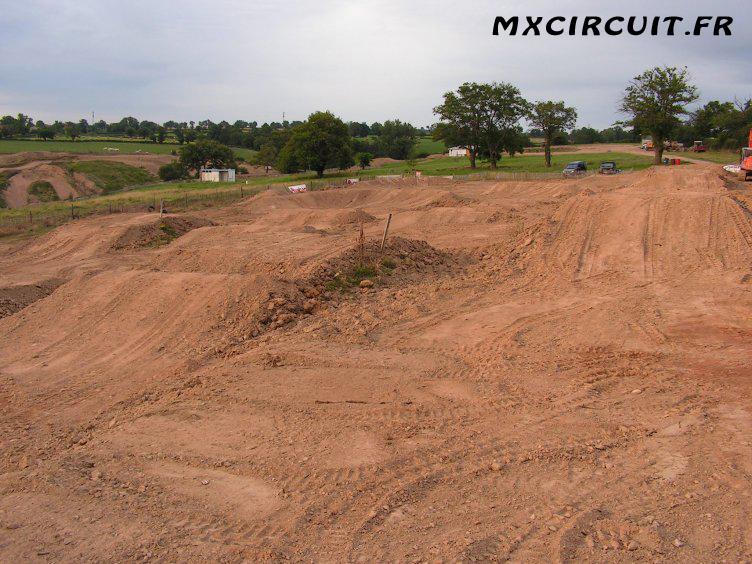 photos du terrain circuit moto cross de neris les bains mx. Black Bedroom Furniture Sets. Home Design Ideas