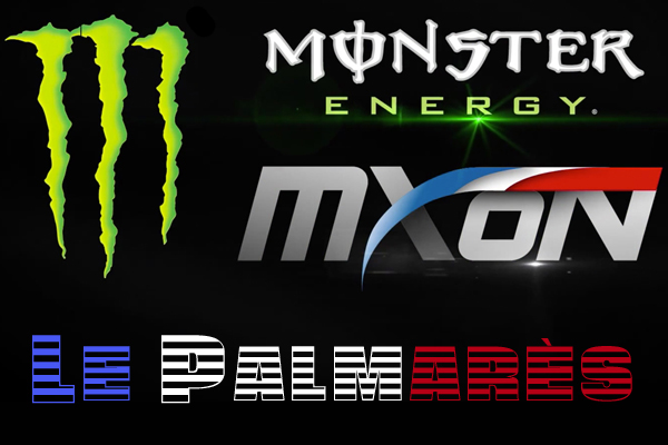 MXON, le palmarès du MX des Nations depuis 1947
